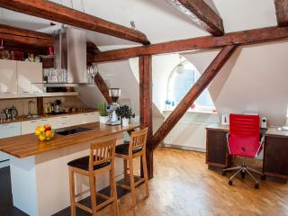 Old Town Penthouse 3+ bedrooms & loft - Great View - Tallinn vacation rentals