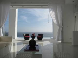 Modern Villa Cliffside W Spectacular Views Of Sea! - Dorp Sint Michiel vacation rentals
