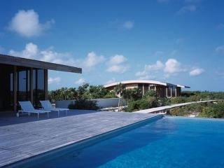 Miles of White Sand Beach, Seclusion - North Caicos vacation rentals