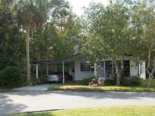 55+ Forest View Estates fully furnished - Homosassa vacation rentals