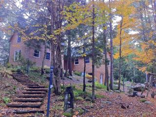 Serene Brookside Home - Jay Peak - Pets Welcome - North Troy vacation rentals