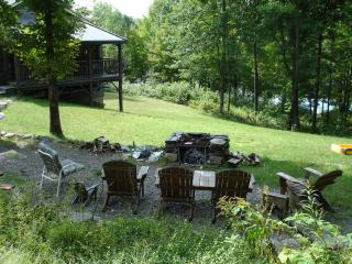 CAMP ON KENNEBEC RIVER IN SOLON - Solon vacation rentals