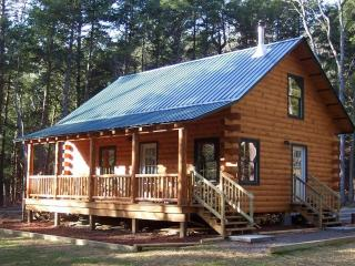 Independence River Log Cabin - Adirondacks vacation rentals