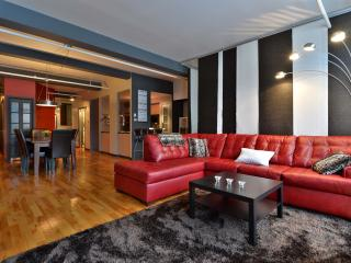 Luxury condo, modern,Quebec city, parking included - Quebec City vacation rentals
