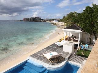 Great Vacation Beach Front Property - Simpson Bay vacation rentals