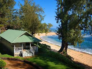 Direct Beach Front All Welcome Romance to Family - Haena vacation rentals