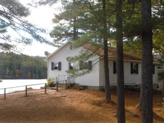 Cozy Private Lakeside Cabin, Dock & Sandy Swimming - Southern Coast vacation rentals
