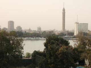 Cairo charm, excellent apartment, Nile view - Egypt vacation rentals