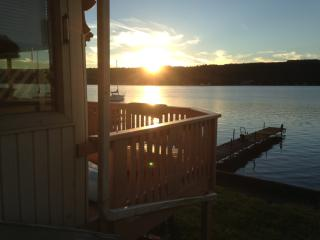 Prime Autumn stays available! The Chalet at Keuka - Finger Lakes vacation rentals