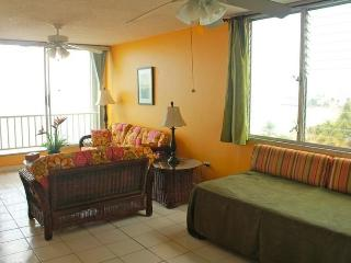 1BR Large Corner Beachfront Apt - Isla Verde vacation rentals