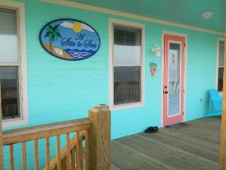 Beach Front With Best View! - Crystal Beach vacation rentals