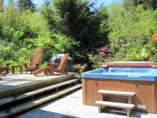 Pacific Coast Retreats Cedar Shack Cabin Hottub - Tofino vacation rentals