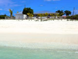 Beachfront Bungalow on Semi-Private Beach - Grand Turk vacation rentals