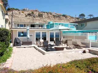 Beautiful Lower Level Duplex Right on the Sand! 087L - Capistrano Beach vacation rentals