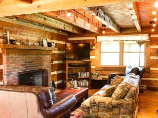 Katie's Ridge - A cozy and private pet friendly cabin surrounded by 300 acres of National Forest and extensive trails - Hot Springs vacation rentals