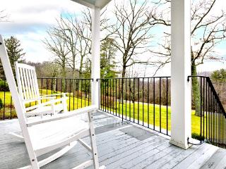 Overlook Manor - Historic English manor house within the Sheep Meadow neighborhood of Homestead Preserve. - Shenandoah Valley vacation rentals