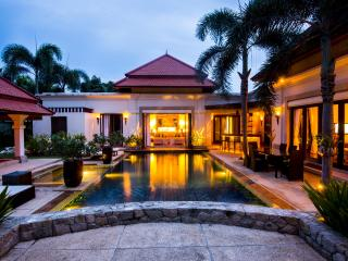 VILLA ROUGE - Amazing Luxury 4 Bedroom (+1) Villa in Cherngtalay, Phuket (Laguna) - Cherngtalay vacation rentals