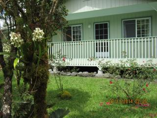 Cottage in Hawaiian Acres-Mt. View, Hi. - Mountain View vacation rentals