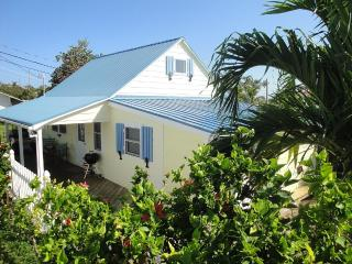 Restored Loyalist Cottage, Cathedral Ceiling - Man-O-War Cay vacation rentals