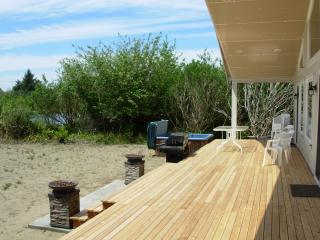 ocean shores waterfront vacation - Southern Washington Coast vacation rentals