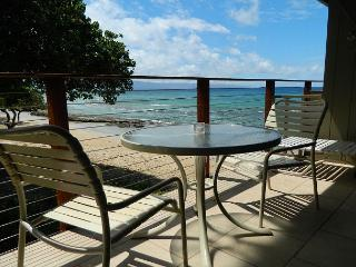 Hale Kai # 202 – Overlooking the sand-You can't get much closer to the ocean! - Lahaina vacation rentals