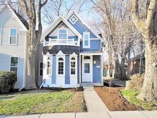 3-Bedroom Downtown Victorian Home - Salt Lake City vacation rentals