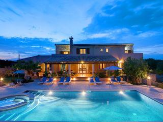 Wonderful holiday home in Majorca for 10  people with private pool - ES-1079073-Cala Sa Nau - Majorca vacation rentals