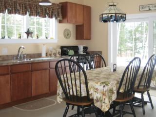 Lake Front Property with boat dock. Harrison Maine - Harrison vacation rentals