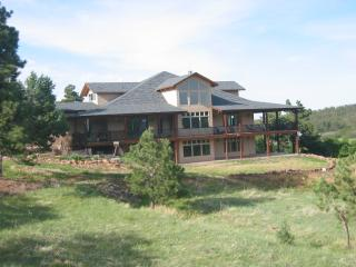 Stunning Mtn. Home on 100 tranquil acres - Beulah vacation rentals
