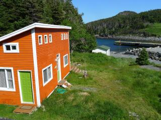 EAST COAST TRAIL CABIN BY THE SEA - Newfoundland vacation rentals
