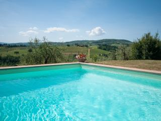 Montrogoli Chianti Holiday Home: private pool, Wine & Food tours! - Chianti vacation rentals