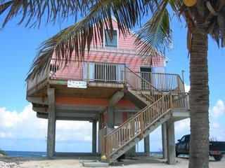 Welcome to Winta Cottage, enjoy! - Winta Cottage...so think about relaxing, diving, swimming, peace & quiet Winta Cottage offers that & more - Cayman Brac - rentals