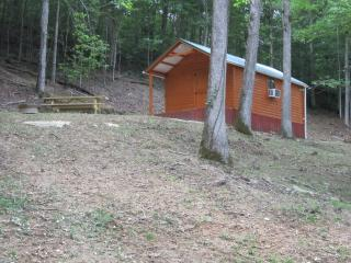 Primitive,Mountainside Bunkhouse Cabin - Kentucky vacation rentals
