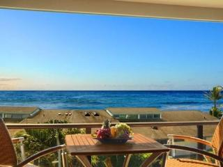 Free Car* with Makahuena 2305 - 3 bedroom, 2 1/2 bath with spectacular ocean views, pool and short walk to beach - Kauai vacation rentals