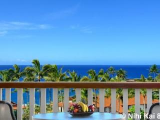 Free Car* with Nihi Kai 833 - Superior ocean and mountain views from this beautiful 2bed/2bath condo - Poipu vacation rentals