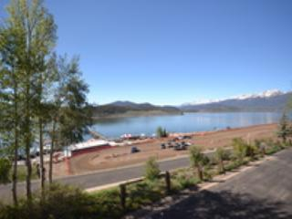 Beautiful condo on Lake Dillon overlooking marina - Breckenridge vacation rentals