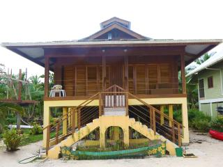 Caribbean Sea out Your Front Door - Isla Bastimentos vacation rentals