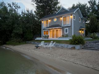 Lakefront Guest House on Mullett Lake - Cheboygan vacation rentals