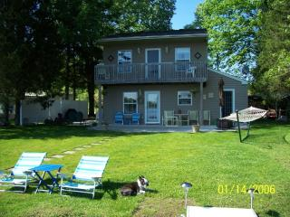 Private lakefront home - Onsted vacation rentals