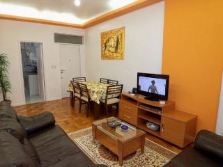 Modern Bright 3 Bedroom Apt. in a Great Location! - Copacabana vacation rentals
