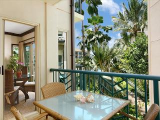PRIME interior Garden & POOL view ** BEST VALUE** Three beds ** CALL NOW - Kapaa vacation rentals