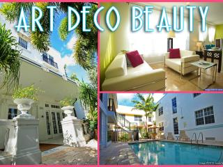 $95/night in Paradise! South of 5th Art Deco - Miami vacation rentals