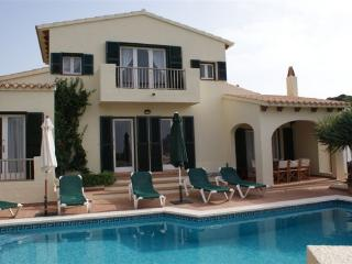 Villa with private pool in Cala Llonga, Menorca - Es Castell vacation rentals