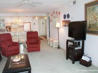 Amelia South #5L - 5th floor, ocean front with pool, elevator - Fernandina Beach vacation rentals