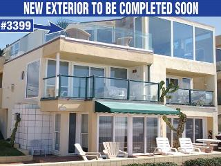 Sweeping oceanfront penthouse! Floor to ceiling glass for amazing views! - San Diego vacation rentals