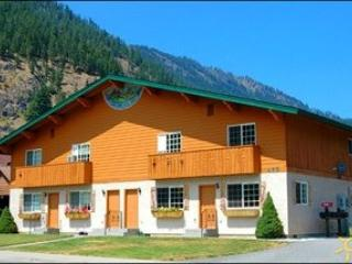 Bask in the bavarian beauty of Leavenworth, WA - North Cascades Area vacation rentals