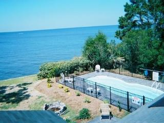Soundfront with Pool, Hot tub, private dock!! - Point Harbor vacation rentals
