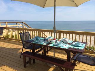 WATERFRONT WITH BREATHTAKING VIEWS - East Sandwich vacation rentals