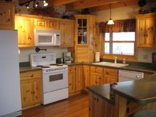 Golf Log Home - Comins vacation rentals