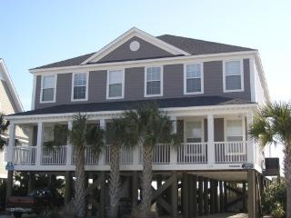 The Ritz Luxury Oceanfront beach house prvt pool - Murrells Inlet vacation rentals